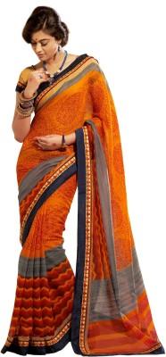Sarika Fashion Printed Fashion Silk Sari