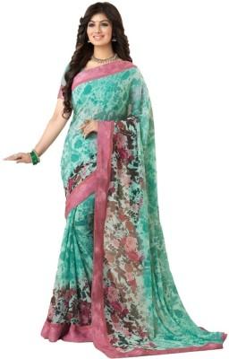 Galexy Fashion Self Design Daily Wear Georgette Sari