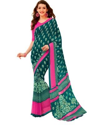 Amyra Printed Fashion Georgette Sari