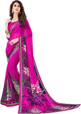 Aesha Printed Fashion Georgette Sari