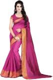 Aahira Self Design Fashion Polycotton Sa...