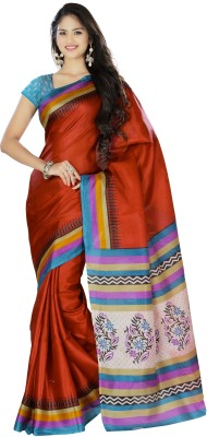 Nityagata Self Design Mysore Art Silk Sari