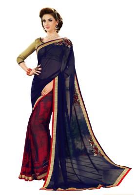 Kabira Digital Prints Fashion Georgette Sari