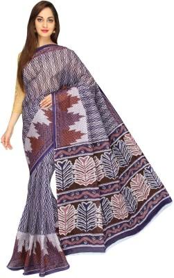 Manichandrasarees Printed Fashion Cotton Sari