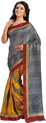 Krutika Printed Bollywood Cotton Sari