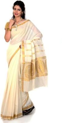 Creative Weaves Self Design Coimbatore Cotton Sari