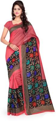 Eshantraders Self Design Fashion Cotton Sari