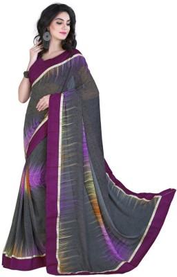 FabTexo Printed Fashion Georgette Sari