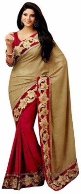 SK Embriodered Bollywood Georgette Sari