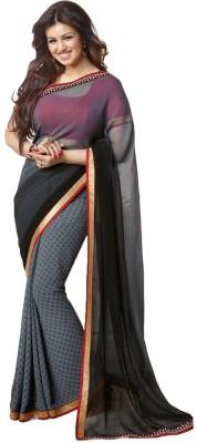 Magneitta Printed Fashion Georgette Sari