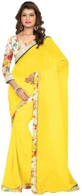JitendraStore24 Self Design Fashion Art Silk Sari
