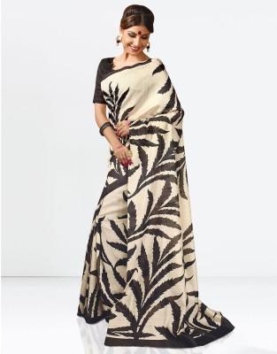Zemi Self Design Bhagalpuri Silk Sari