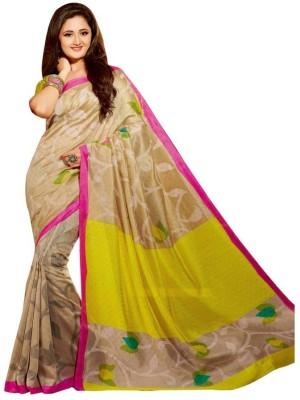 Reveka Fashion Printed Fashion Silk Sari