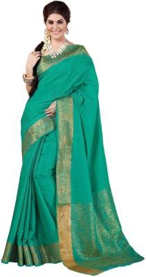 Radhika Creation Self Design Fashion Jacquard Sari
