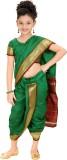 Bhartiya Paridhan Self Design Paithani A...