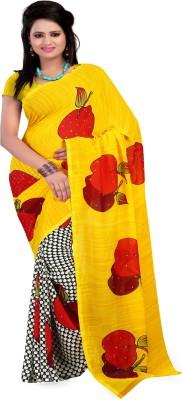 Sonakshi Sarees Printed Bollywood Georgette Sari