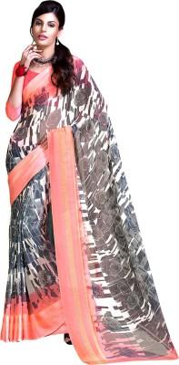 Viva N Diva Printed Fashion Georgette Sari