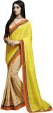 V-Style4u Embriodered Bhagalpuri Silk Sa...