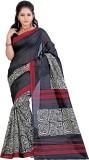 Patricia Checkered Bhagalpuri Cotton Sar...