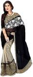 Araja Embroidered Fashion Handloom Net S...