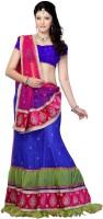 Diva Fashion Chaniya, Ghagra Cholis - Diva Fashion Self Design Women's Lehenga, Choli and Dupatta Set(Stitched)