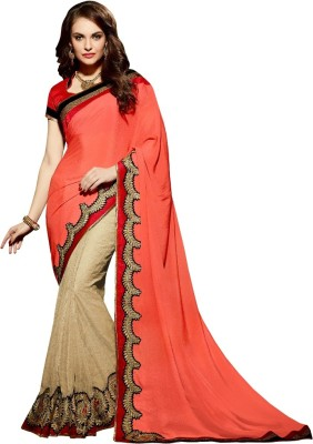 Reema Khandelwal Embriodered Bollywood Chiffon Sari