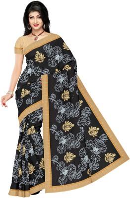 Cynthia Lifestyle Self Design, Embriodered Fashion Net Sari
