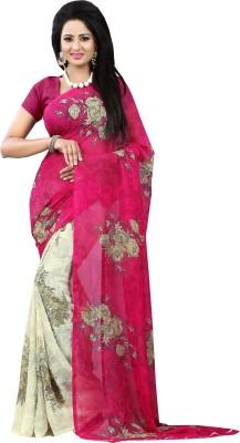Lovelylook Printed Fashion Polyester Sari