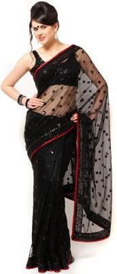 Deepak Sari Embriodered Bollywood Net Sari
