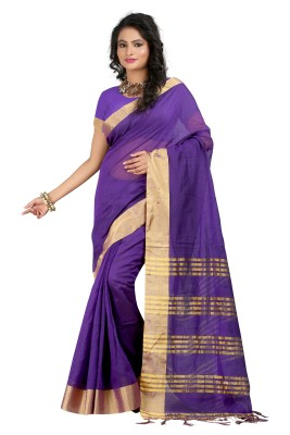 Poonam Saree Printed Fashion Cotton Sari