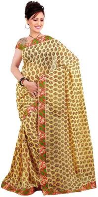 Chhaya Printed Fashion Synthetic Sari