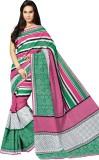 Taanshi Printed Daily Wear Cotton Saree ...