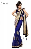 Mamta Synthetic Embroidered Bollywood Ha...
