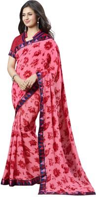 Lovelylook Printed Fashion Georgette Sari