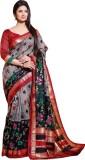 Preet Creations Printed Fashion Art Silk...