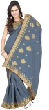 Sareeka Sarees Embroidered Bollywood Geo...