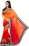 Indianbeauty Self Design Bollywood Georg...