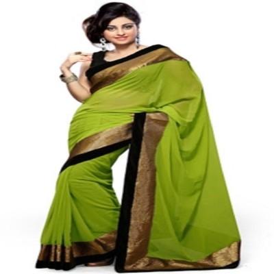 Ridhhi Handwork Self Design Fashion Cotton Sari
