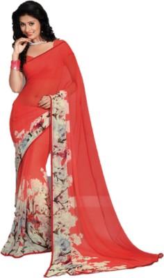 Goyal Fashion Embriodered Fashion Cotton Sari