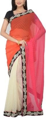 Estri Embriodered Fashion Handloom Tissue Sari