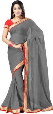 Livaaz Embellished Fashion Handloom Chiffon Sari