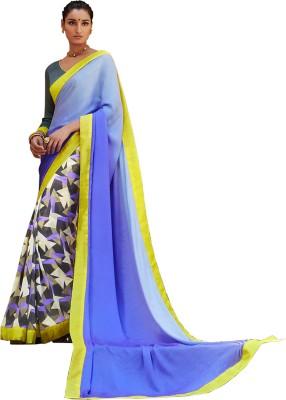 Viva N Diva Printed Fashion Jacquard Sari
