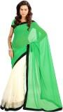 Stylo Designer Solid Fashion Georgette, ...