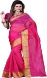 Laxmi Pooja Printed Fashion Art Silk Sar...