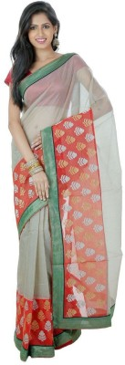 Shree Saree Kunj Self Design Bollywood Kota Cotton Sari