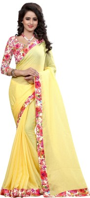 Pehnava Self Design Bollywood Jacquard Sari