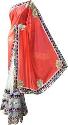 Desiner Embriodered Bollywood Net Sari