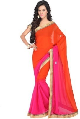 Manish Chirania Printed Bhagalpuri Art Silk Sari