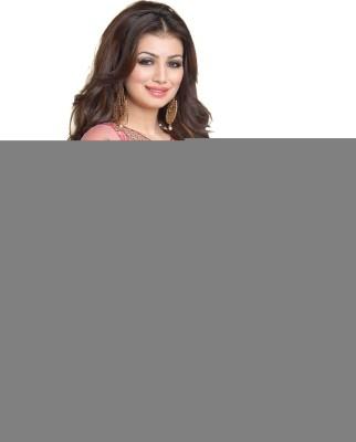 aadinathdesigner Checkered Fashion Georgette Sari