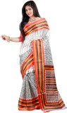 Anoha Printed Daily Wear Art Silk Sari